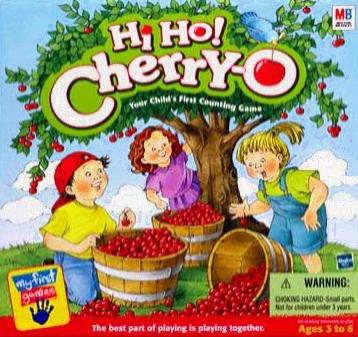 Hi Ho Cherry O Bird And Dog Picture
